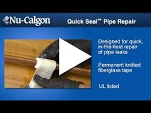 Quick Seal Pipe Repair